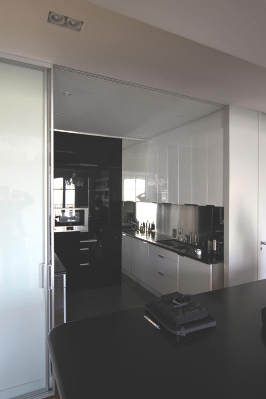vue cuisine. Black Bedroom Furniture Sets. Home Design Ideas