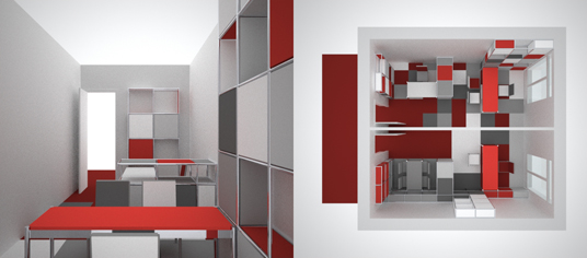 Amenagement De Bureau Maison - Architecture & Design - Sncast.com