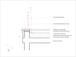 detail acrotere. Black Bedroom Furniture Sets. Home Design Ideas